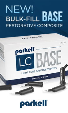 New Bulk-Fill Base Restorative Composite form Parkell!