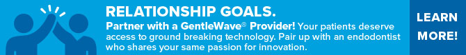 Relationship goals - Partner with a GentleWave Provider!