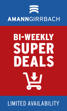 Bi-weekly super deals by Amann Girrbach!