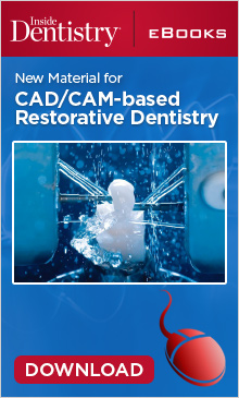 New Material for CAD/CAM-based Restorative Dentistry!