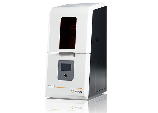 The 3D printing system specially developed for dental uses with an innovative cartridge system.