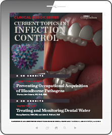 Current Topics in Infection Control