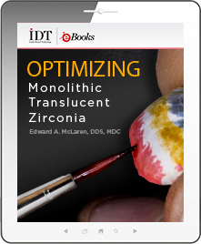 Optimizing Monolithic Translucent Zirconia