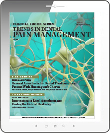 Trends in Dental Pain Management