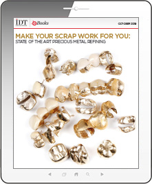 Make Your Scrap Work for You: State of the Art Precious Metal Refining
