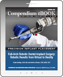 Full-Arch Robotic Dental Implant Surgery: Robotic Results from Virtual to Reality