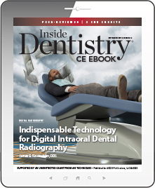 Indispensable Technology for Digital Intraoral Dental Radiography