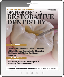 Developments in Restorative Dentistry