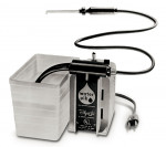 Figure 1  Original dental water jet, circa the early 1960s (courtesy of Water Pik, Inc).