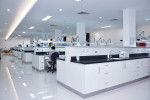 Figure 2 Digital Age Dental Labs in Vietnam is a state-of-the-art facility able to expand with production growth and accommodate the integration of advanced technologies. An innovative work environment is provided for dental technicians to work on cases c