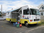 Figure 3 A Mobile Dental Clinic for the Santa Barbara-Ventura Dental Care Foundation.