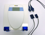 Figure 3  Ethernet interface box for Sirona XIOS Plus sensors. Two sensors can be plugged in concomitantly.