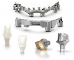 DENTSPLY Implants' ATLANTIS™ abutments and ATLANTIS™ ISUS