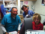 Dentists and assistants at the Santa Barbara-Ventura Counties Dental Care Foundation have helped thousands of uninsured children in the area.