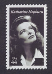 Figure 9 Katharine Hepburn commemorative stamp from the Legends of Hollywood series, United States Postal Service. © catwalker/Shutterstock.com