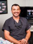 Fig 1. Jose Luis Banos, Owner of Dentprosth Digital in Sunrise, Florida