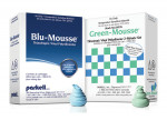 Blu-Mousse & Green-Mousse