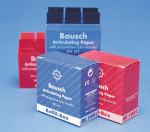 Bausch Articulating Papers