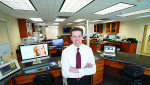 Fig. 1 Mike Bellerino, Owner of Trinident Dental Laboratory