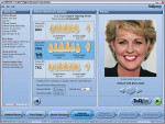"Figure 4  The software selects the width andheight of the central anterior and places appropriatetooth sets in the patient""s photograph."