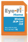 Figure 6  The Eye-Fi wireless flash media card,home edition.