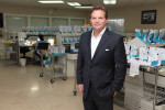 Dirk Albrecht, CDT, Owner of Oral Designs Dental Laboratory in San Antonio, Texas.