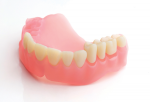 Fig 3. DENTCA 3D-printed complete denture.