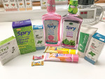 Some of the xylitol products used for preventive dental care of special needs patients. The sprays are especially useful for all patients with special needs and disabilities.