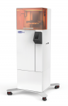 This high-speed 3D printer from 3D Systems addresses the broadest range of indications, redefining the dental workflow for improved accuracy (within 50 μm), repeatability, and productivity with lower total cost of operation.