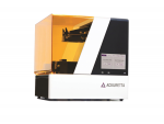 With dual build areas and an accuracy of 36.5 μm, this printer from Ackuretta Technologies brings high precision, rapid 3D printing to dental professionals in an open material system ideal for a wide range of dental applications.