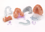 Keystone Industries' high quality dental 3D-printing resins are made for use in DLP printers using wavelengths from 365 to 405 nm, yielding accurate, stable, and strong printed parts.