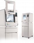 The Versamill 5X-300D from Axsys Dental Solutions is a benchtop machining center that provides technology, capability, and customer support unprecedented for its class. It features a 90-kg weight, vibration absorbing aluminum frame construction, a closed-loop-axes drive system, and a 60,000-rpm, 500-w spindle.