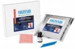 Figure 1  The Novus Definitive Resilient Denture Liner Kit.