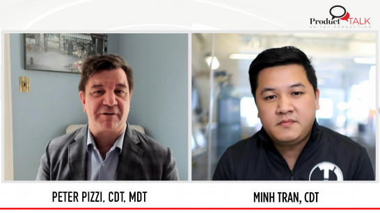 Minh Tran – Keystone Industries' KeySplint Hard
